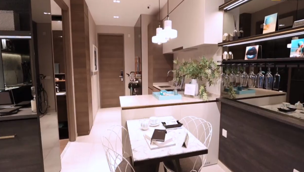 The Florence Residences 1Br+Study (4)