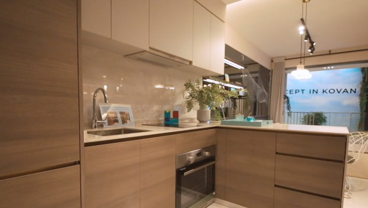 The Florence Residences 1Br+Study (5)