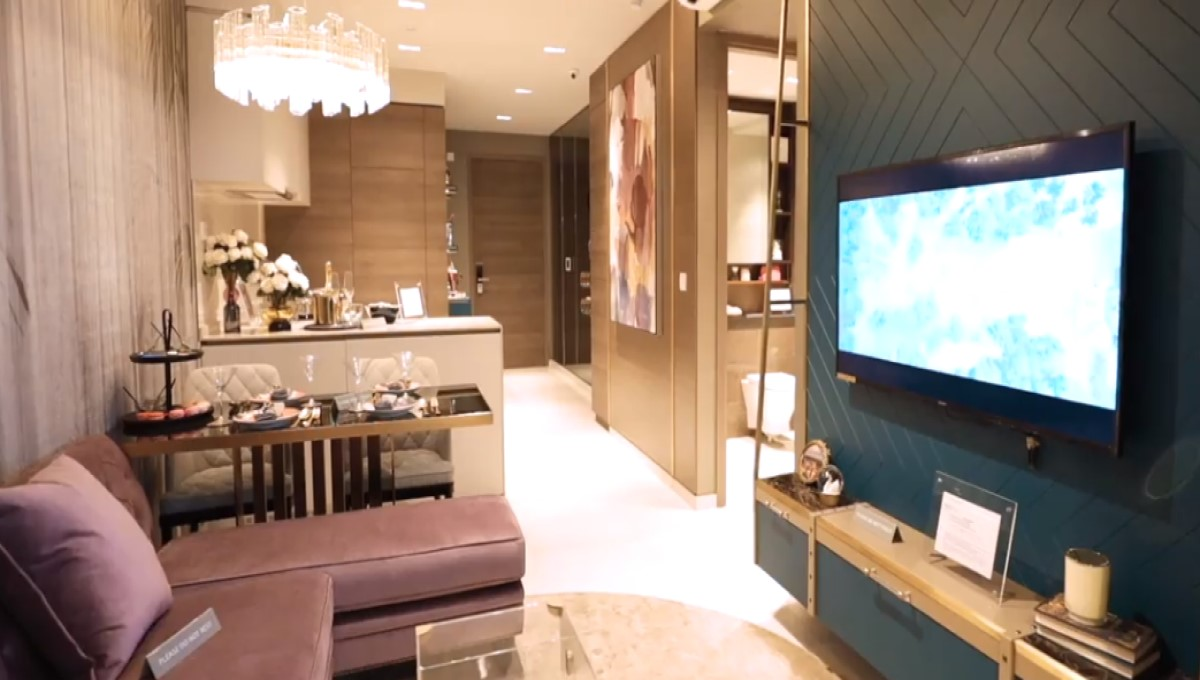 The Florence Residences 2Br Delux (1)